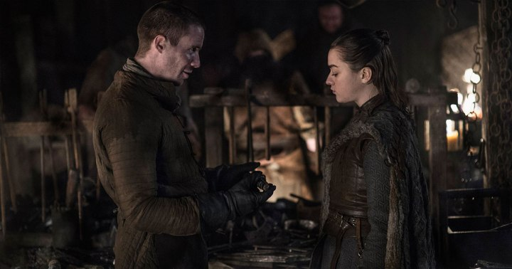 Game of Thrones – Arya et Gendry