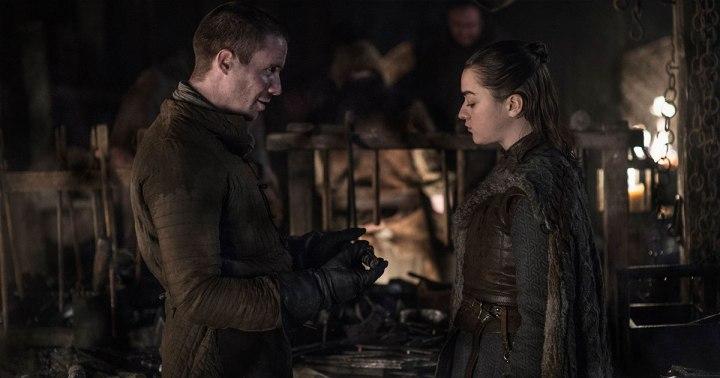 Game of Thrones – Arya etGendry
